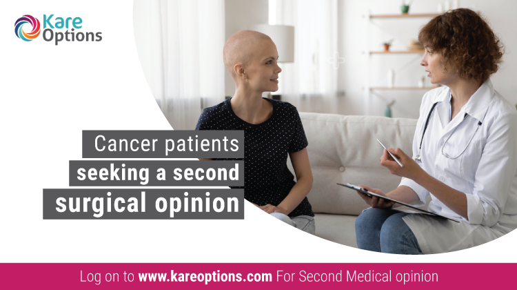 Seeking Second Opinion after Cancer Diagnosis