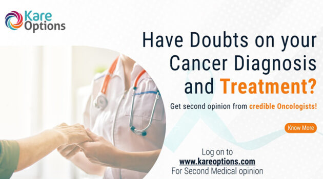 Second Medical Opinion On Cancer Diagnosis