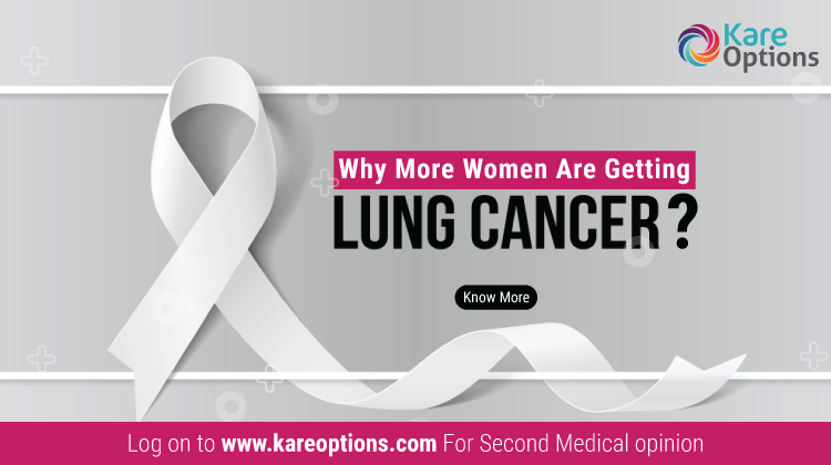 Lung Cancer in Women's