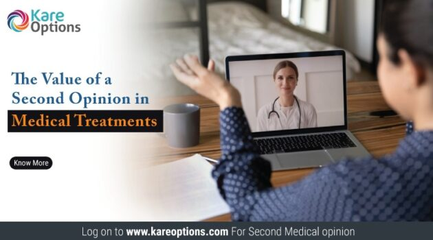 Second Opinion in Medical Treatments